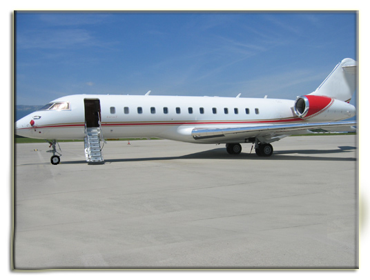 Air Charter Bahamas - Global Express