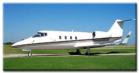 Air Charter Bahamas.com - 1.866.FLY.ISLANDS  - Learjet 55