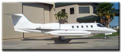 Air Charter Bahamas.com - 1.866.FLY.ISLANDS - Learjet 35